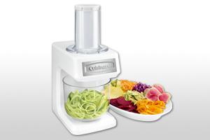 8種類の切り方で野菜をもっと身近に楽しめる、新しいキッチン家電が登場!